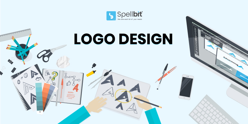logo design spellbit